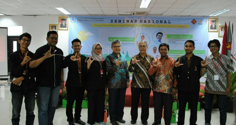 Seminar Nasional - Geophysics National Event 2017